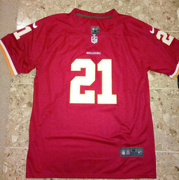 Nike Washington Redskins Sean Taylor sewn Jersey 34d097eba